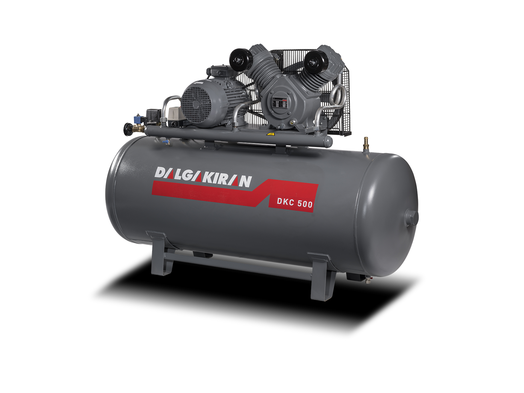 Single and Double Stage Reciprocating Compressor Series